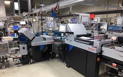 Mit Horizon Falzmaschinen vom Typ AFV-566F verschafft sich die August Faller Gruppe klare Wettbewerbsvorteile.