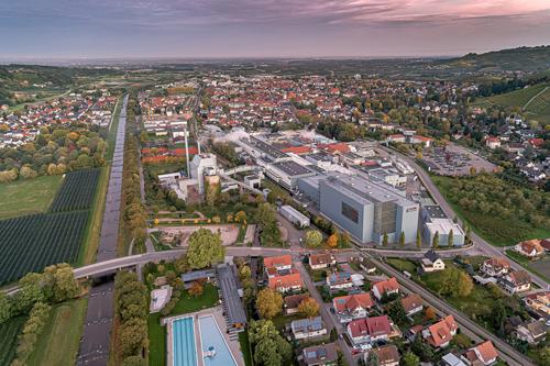 Firmenzentrale Koehler-Gruppe (Quelle: Koehler-Gruppe)