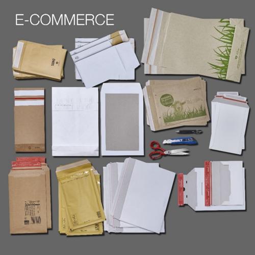 Beispiele für eCommerce Verpackungen der FEPE Mitglieder